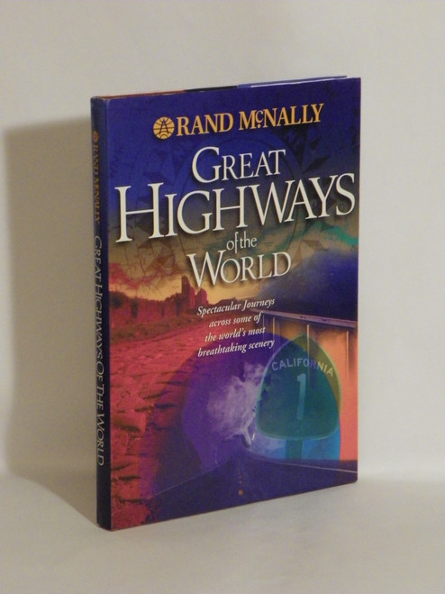 Great Highways of the World (1995 HC) Rand McNally