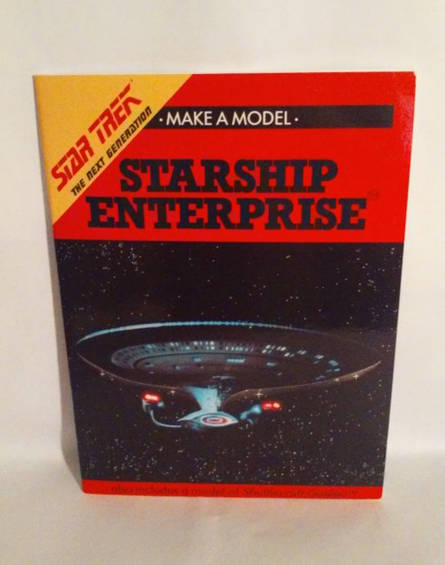 Make A Model - Starship Enterprise - Star Trek The Next Generation