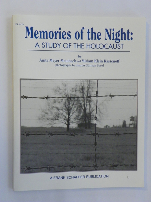 Memories of the Night : A Study of the Holocaust (1994 PB)