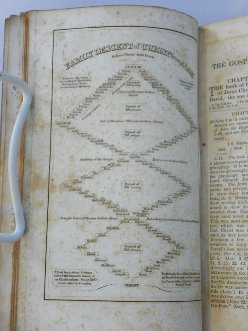 Notes on the Gospels, Critical and Explanatory, 1848 GENEALOGY OF CHRIST