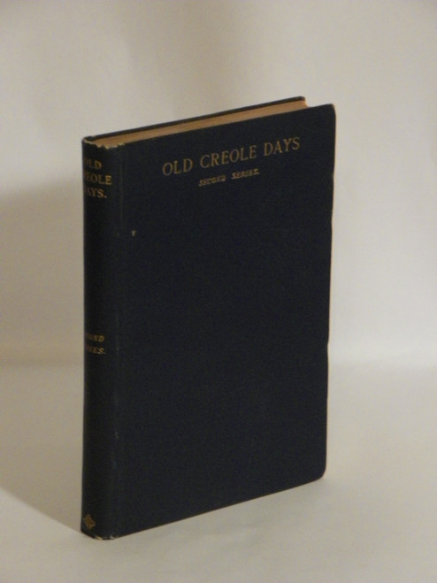 Old Creole Days Part II (1883) ANTIQUE BOOK by George W. Cable