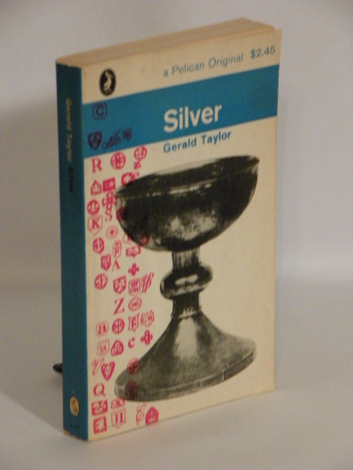 Silver (1963 PB) by Gerald Taylor - collections, marks