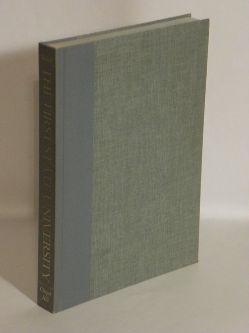 The First State University (UNC Chapel Hill) 1972 HC William S. Powell