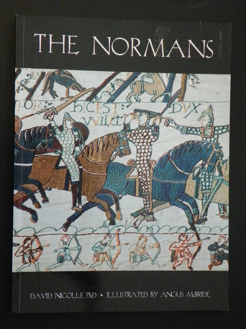 The Normans (1999 OSPREY) David Nicolle and Angus McBride