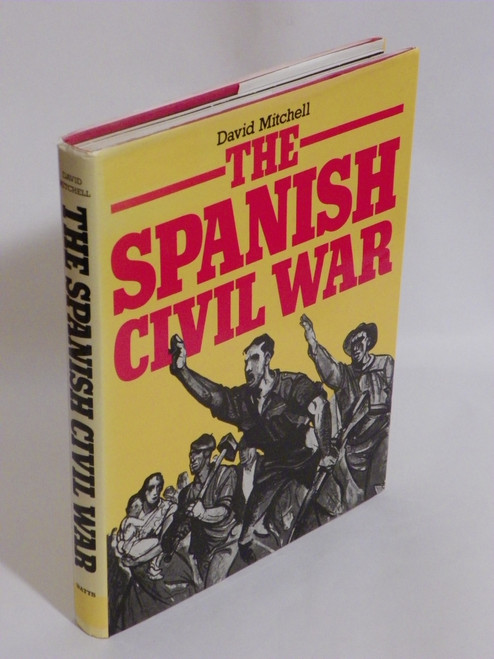 The Spanish Civil War, 1936-39 (1983 HC) by David Mitchell