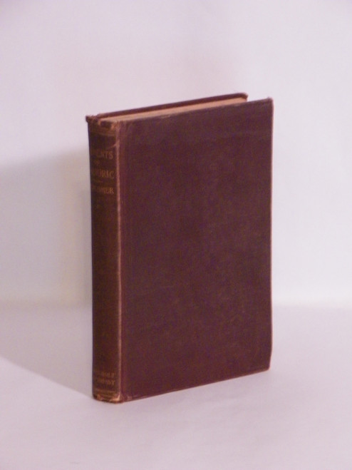Elements of Rhetoric - A Course in Plain Prose Composition 1906 ANTIQUE Newcomer