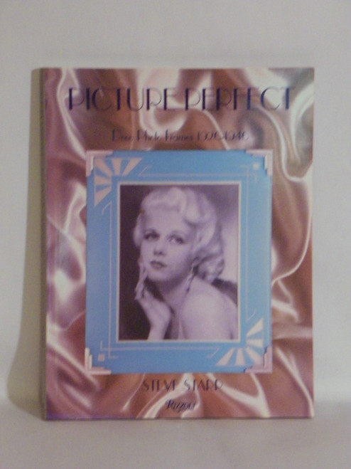 Picture Perfect : Deco Photo Frames 1926-1946 by Steve Starr (1991 PB)