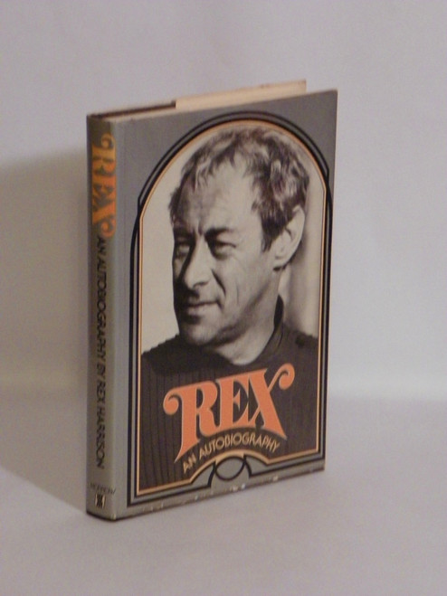 Rex : An Autobiography by Rex Harrison (1975 HC)