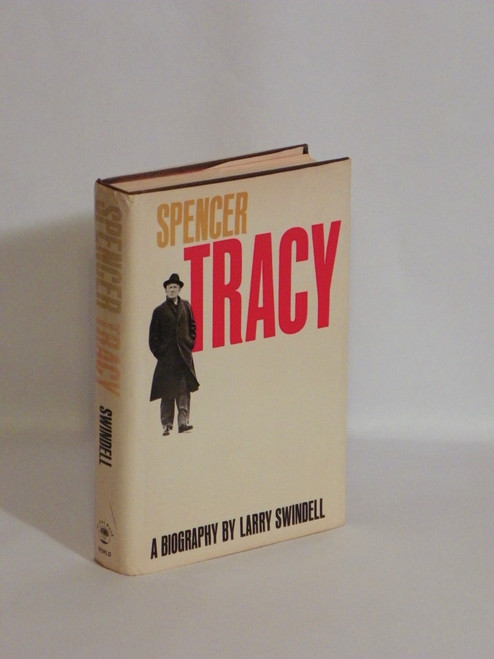 Spencer Tracy ... A Biography (1969 HC) by Larry Swindell