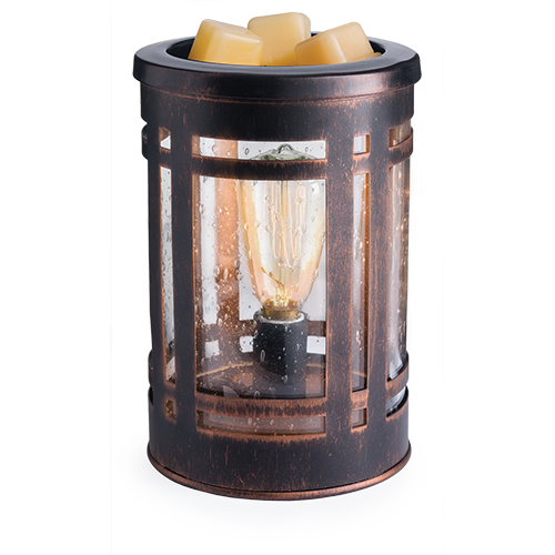 Edison Bulb Mission Wax Melter