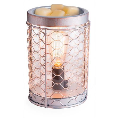 Edison Chicken Wire Wax Melter