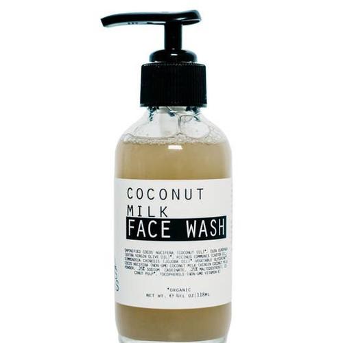 Coconut Milk Face Wash