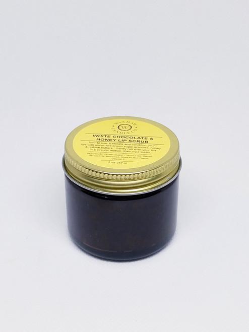 Brown Sugar & Honey White Chocolate Lip Scrub