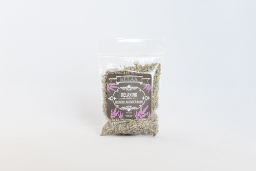 French Lavender Buds Bath Enhancer