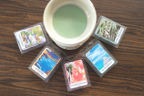 Spring Inspired Soy Wax Melts