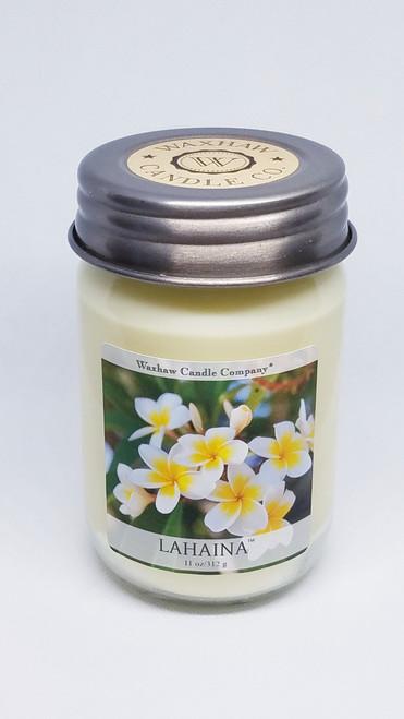 Lahaina Wood Soy Candle