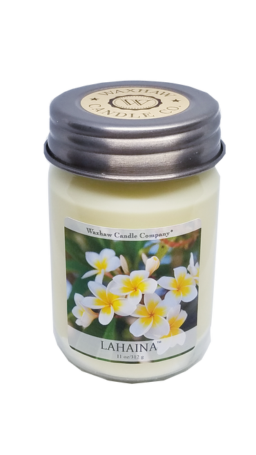 Lahaina Wood Soy Candle