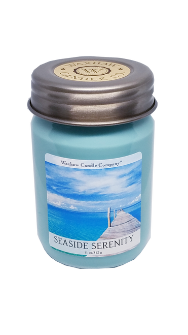 Seaside Serenity Soy Candle