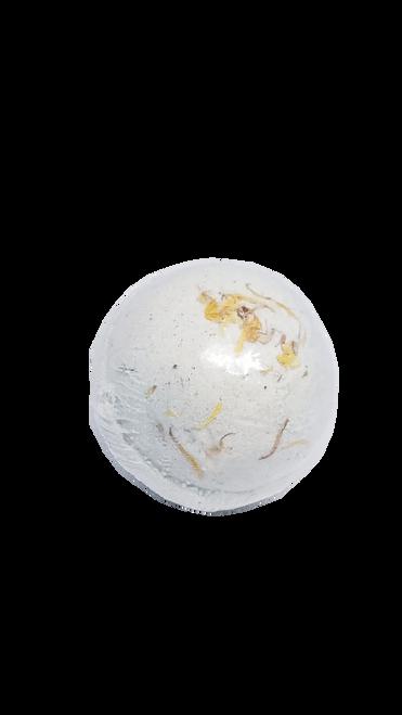 Calendula Shea Butter Bath Bomb