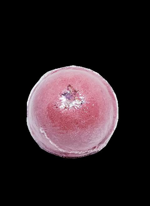 Rose Bath Shea Butter Bath Bomb