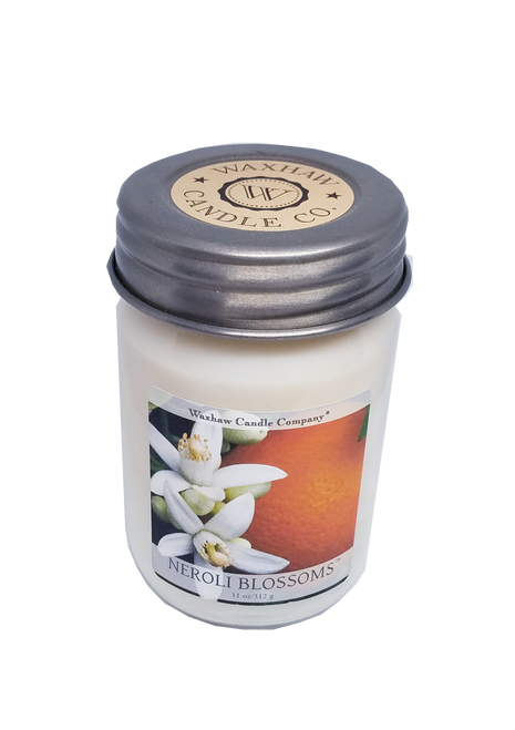 Neroli Blossoms Soy Candle