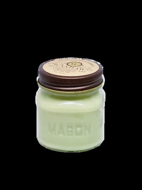 Black Ginger and Bamboo Mason Jar Candle