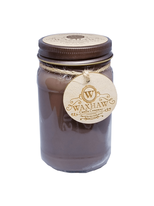 Chocolate Kiss Large Soy Candle