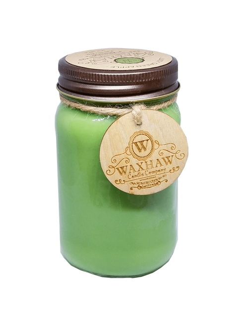 Juicy Green Apple Large Soy Candle