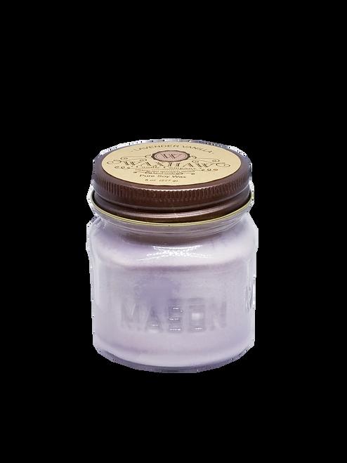 Lavender Vanilla Mason Jar Candle