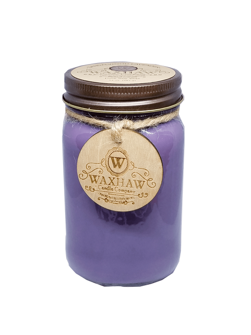 Sandalwood Lavender Large Soy Candle
