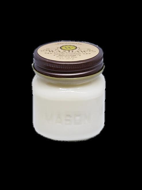 Lemongrass Mason Jar Candle