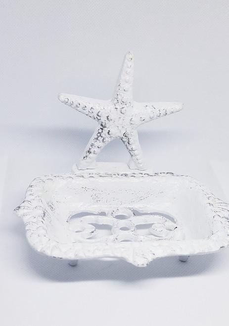 Rectangle Starfish Soap Dish