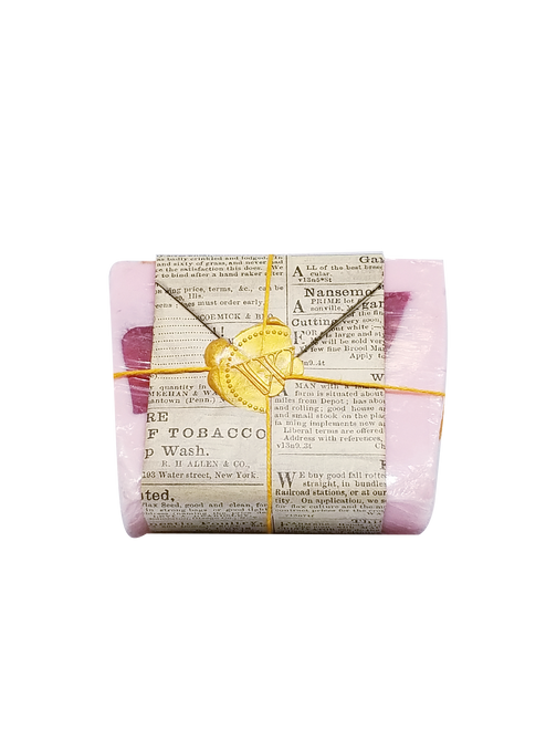Pink Citrus EO Soap