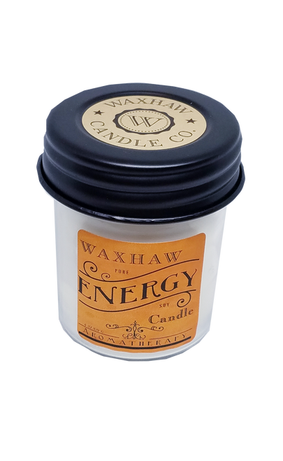Energize Hemp Wick Candle