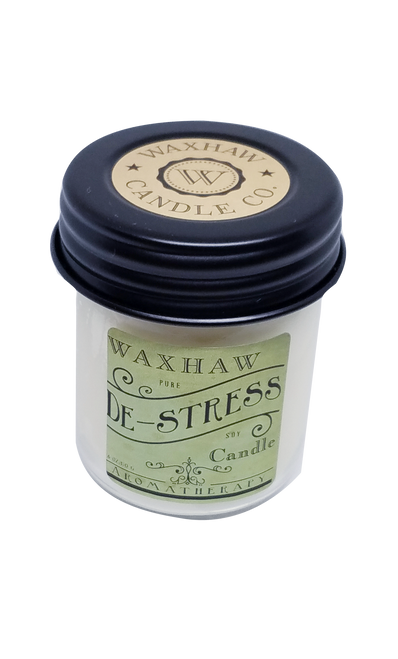 Stress Relief Hemp Wick Candle