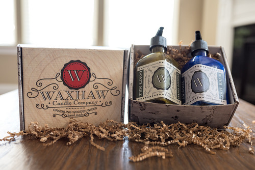 Natural Lotion Gift Box