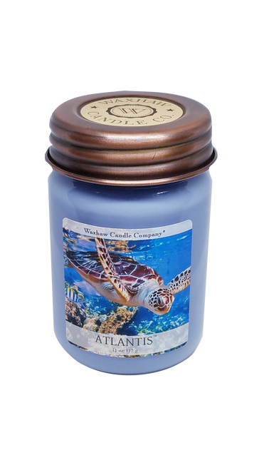 Atlantis Soy Candle