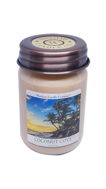 Coconut Cove Soy Candle