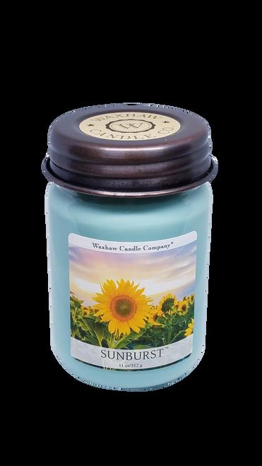 Sunburst Soy Candle