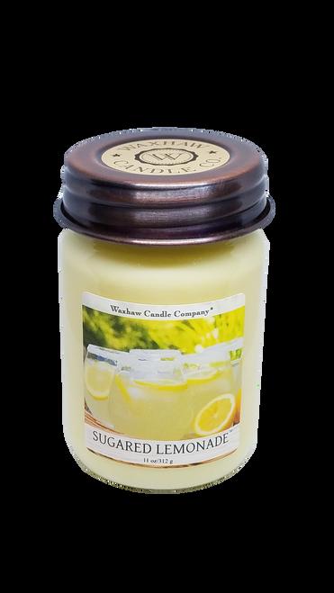 Sugared Lemonade Soy Candle