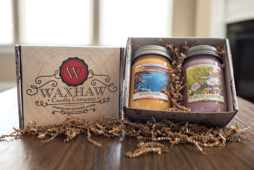 Summer Soy Candle Gift Box