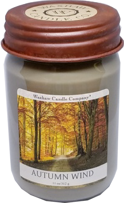 Autumn Wind Soy Candle