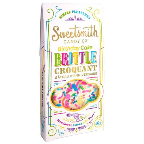 Birthday Cake Brittle (Vanilla)
