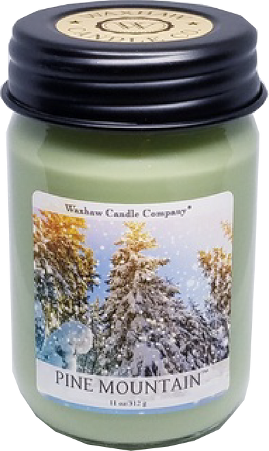 Pine Mountain Soy Candle