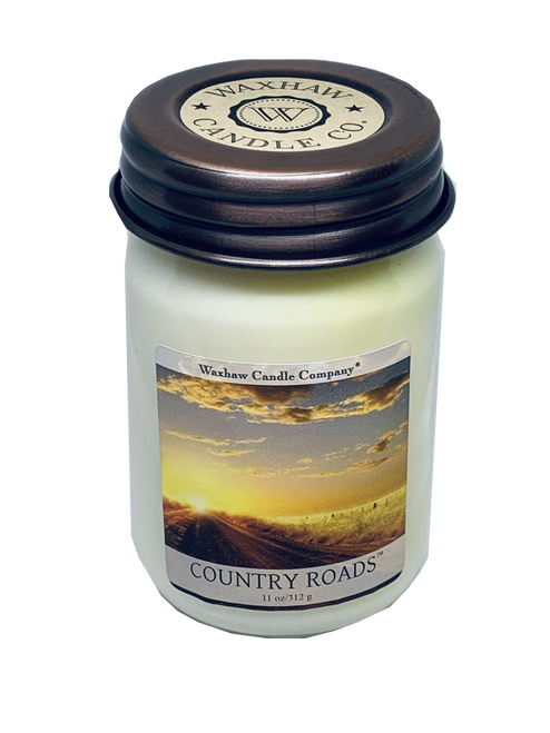 Country Roads Soy Candle