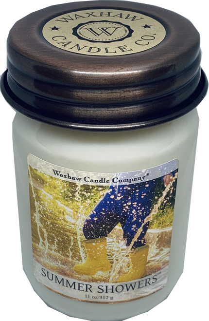 Summer Showers Soy Candle