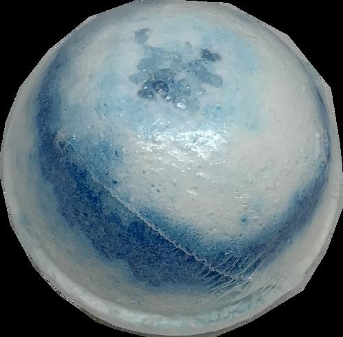 Blue Lagoon Shea Butter Bath Bomb