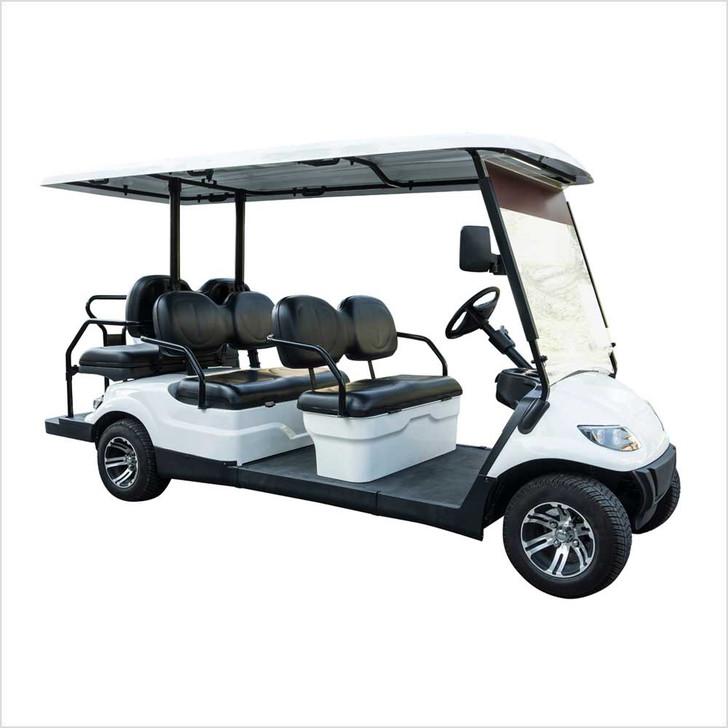 golf car side view