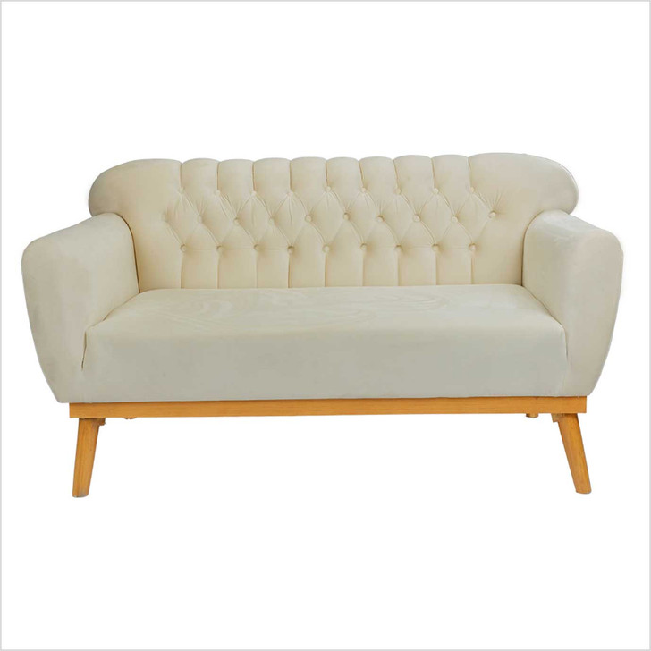 off white wing sofa 3 seats