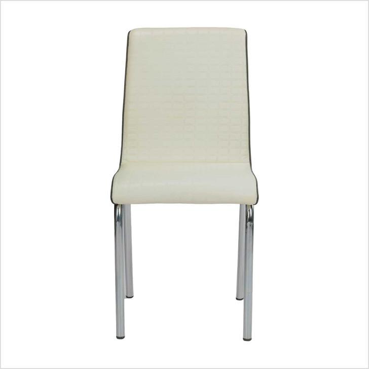 Chair  Fabric - White